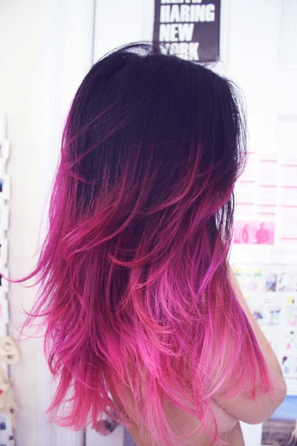 mechas-californianas-rosas